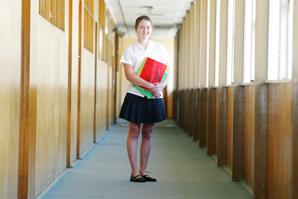 AWARD-winning Tweed River High School student,17-year-old Emma Sargent.