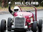 Dick Vermeulen drives his Ford V8 Special up the Noosa historic hill climb. Photo:Barry Leddicoat 170352x