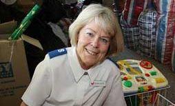 Community welfare co-ordinator Margaret Kenyon.