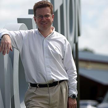 Sunshine Coast Innovation Centre CEO Colin Graham. Photo: Jason Dougherty/170968