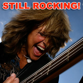 The original Queen of Rock, Suzi Quatro, is heading to Caloundra for a two-hour show of raw energy in April and tickets are on sale now.