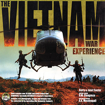 The Vietnam War Experience: a book full of information