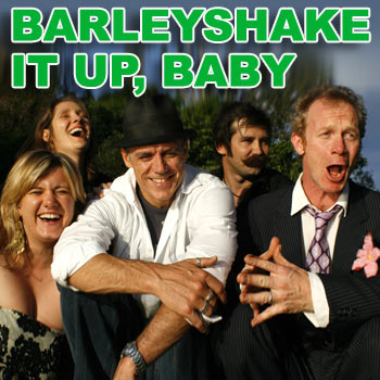 Popular local Celtic group The Barleyshakes couldn't be more Irish in their influences.
