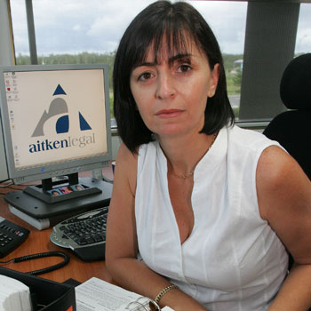 Lisa Aitken of Aitken Legal sheds some light on the proposed changes to workplace legislation. Photo: Brett Wortman/bw170929