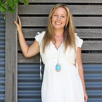 Krista Eppelstun created the online shopping site AustralianFlavour.com.au.