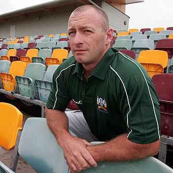 New University Barbarians' head coach Regan Berryman. Photo: Barry Leddicoat/171980b