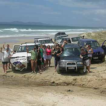 The North Coast  4x4 Club are looking for new members to join. The next meeting is 5pm Saturday January 19.