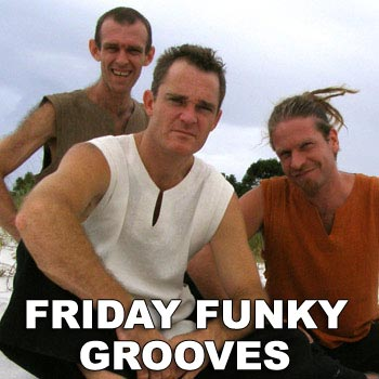 Ganga Giri & Wild Marmalade are back by popular demand at The J, Noosa Junction, Friday 8pm.