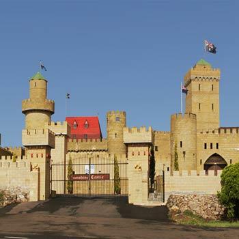 Be enchanted by Sunshine Castle, Bli Bli.