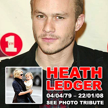 Actor Heath Ledger has been found dead in a downtown Manhattan residence.