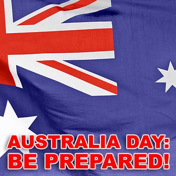 Aussie, Aussie, Aussie! Oi, Oi, Oi!