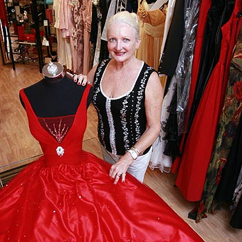 Boutique owner Julie Ann Fenwick-Symons knows almost everything there is to know about fashion.