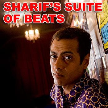 Catch former Triple J host Sharif Galal on the decks at the Sol Bar.