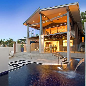 The luxury home which fetched a record price in Alexandra Headland's golden triangle.