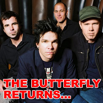 Brisbane's heavy heroes, The Butterfly Effect have evolved over the years into one of Australia's most loved premier rock bands.