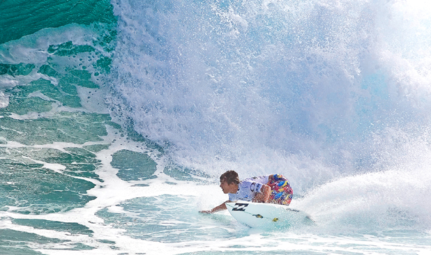 Heath Joske is looking good for the Billabong Pro which starts at Macauleys Headland next Thursday.