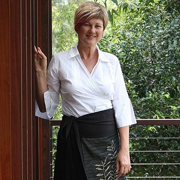 Ellen Vasiliauskas has her own special clothes-buying philosophy.
