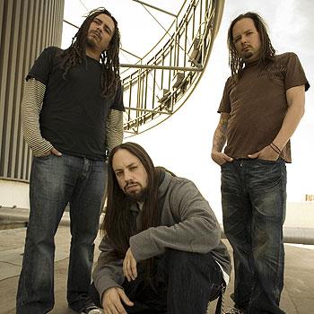 Korn are heading back to Australia...