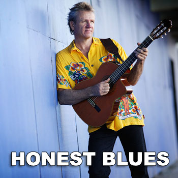 Tropical Sugarcane Collins plays an honest brand of blues.
