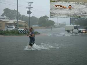 Mackay: The flooded city