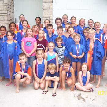 Redcliffe Leagues / Lawnton Swimming Club.