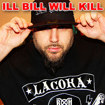 Infamous rapper Ill Bill is set to land in Australia for the first time and deliver a knockout blow with five adrenaline charged shows across the country.
