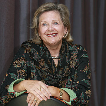 Jennie Cameron, successful businesswoman and chair of the national SIDS Council of Australia, says branding is not just about