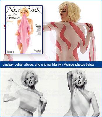 Lindsay Lohan New Nude Pics 39