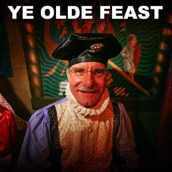 Get ready for a night of medieval skits full of toe curling laughter and regalia - the Sunshine Castle's Medieval Feasts are back!