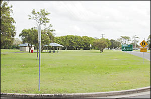 Ballina Deputy Mayor David Wright has rejected claims the towns Treelands Reserve, which is earmarked for a community centre,