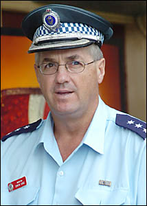 Inspector Owen King says police will target drink and drug-driving in the region this weekend.