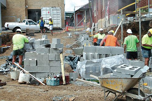Labourers face the highest injury risks