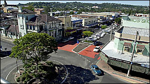 Lismore's Woodlark Street could finally be in line for a major facelift if Lismore City Council sees fit to approve a projected