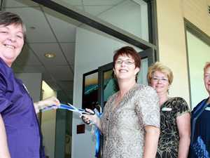 Crisis centre opens new doors to public