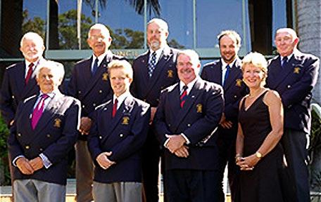 Lavelle's former colleagues, the Coffs Harbour City Councillors.