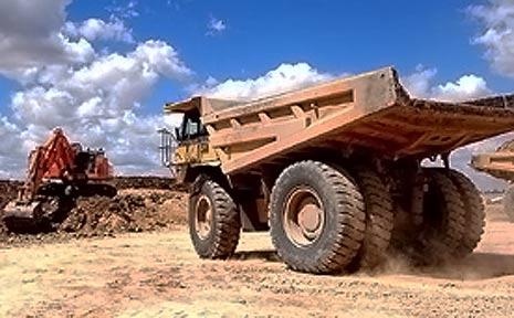 Waratah anticipate exporting 40 million tonnes a year.