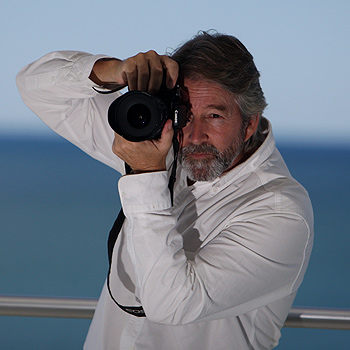Kevin Sweeney has shot some great underwater photography and has now turned to real estate. Photo: Jason Dougherty/174290