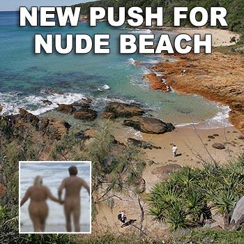 Freebeach Australia wants a dedicated clothing-optional beach on the Sunshine Coast.