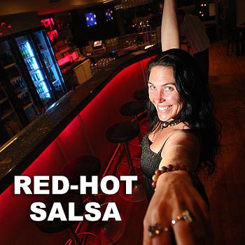 Enjoy the excitement of salsa dancing on the Sunshine Coast. Photo: Cade Mooney / 174356
