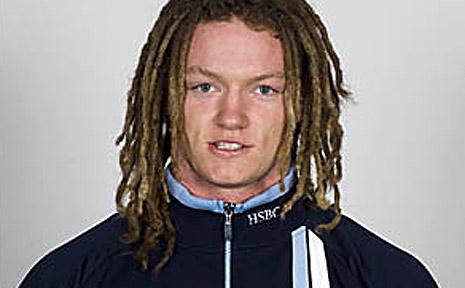 Former Alstonville/Wollongbar rugby player, Ben Corindas.