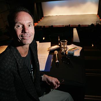 Mark Brinkley is the chief adjudicator at the Sunshine Coast Dance Eisteddfod at the Caloundra Events Centre. Photo: Brett Wortman/174567