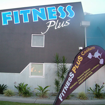 The main Fitness Plus Coolum facility will continue to hold classes.