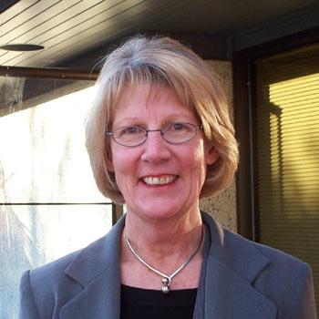 Councillor Vivien Griffin.