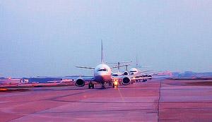 Gold Coast Airport redevelopment begins.