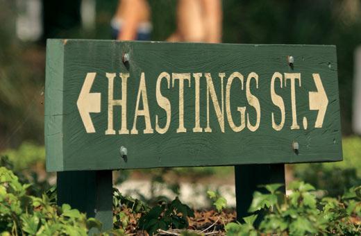 Hastings Street, Noosa.