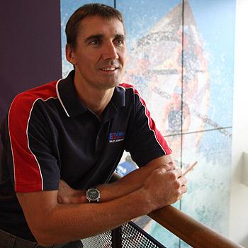 Coast paddler Clint Robinson looks likely to regain his place on the Australian Olympic team. Photo: Michaela O'Neill/168700