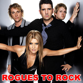 Natalie Bassingthwaighte and the Rogue Traders are set to rock the Coast this Tuesday.