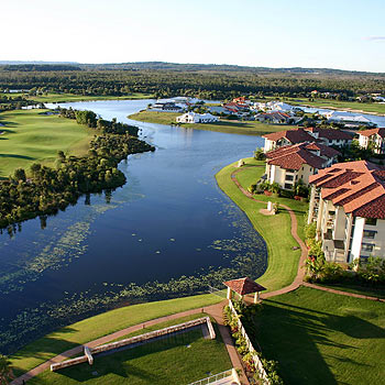 The well-balanced community of Pelican Waters has something for everyone.