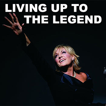 Don't miss Lorna Luft at The Events Centre, Caloundra.