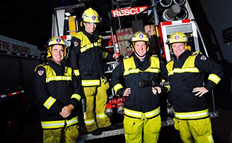 Coffs Harbour firefighters will now be able to provide 24 hour service with the addition of new firefighters.